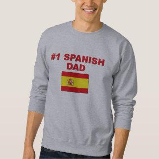 #1 Spanish Dad Sweatshirt