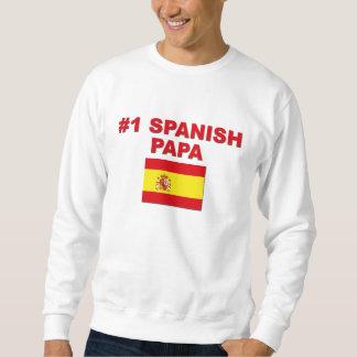 #1 Spanish Papa Sweatshirt