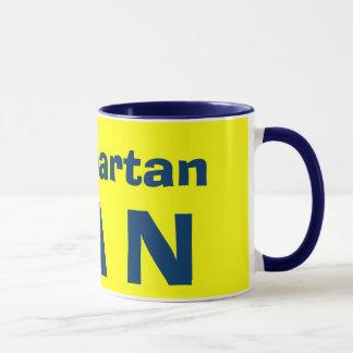 #1 Spartan Fan Mug