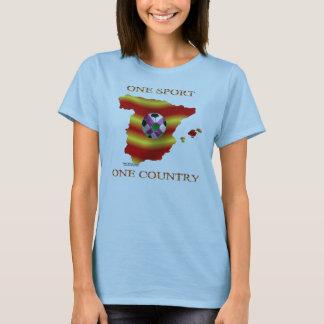 1 Sport 1 Country Ladies Babydoll Shirt