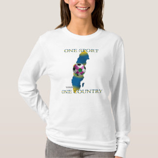 1 Sport 1 Country Ladies Long Sleeve Shirt