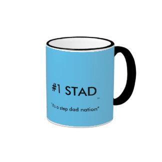 #1 Stad premium coffee mug