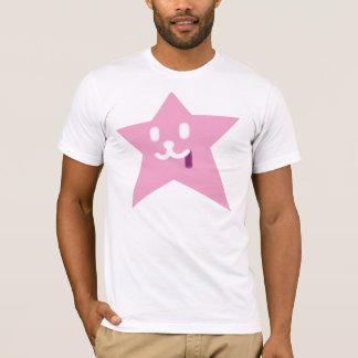 1 STAR JUICY PINK T-Shirt
