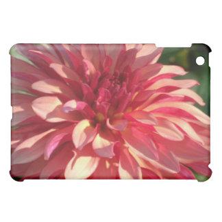 1 Starburst Pink Dahlia iPad Mini Cover
