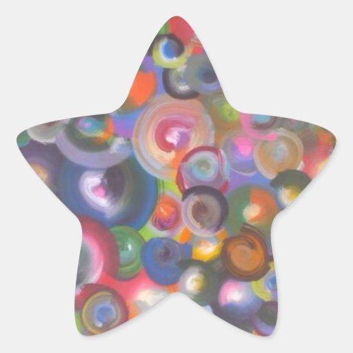 1 STAR STICKER