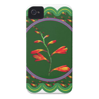 1 Strand Flower Floral photo graphic on 100 gifts iPhone 4 Cover