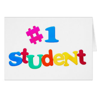 #1 Student Card