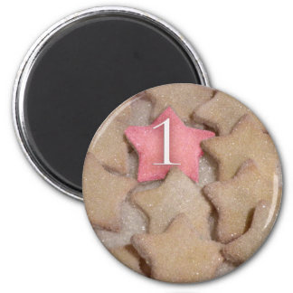 #1 Sugar Cookie Magnet