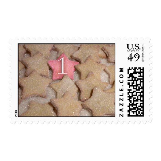 #1 Sugar Cookie Postage