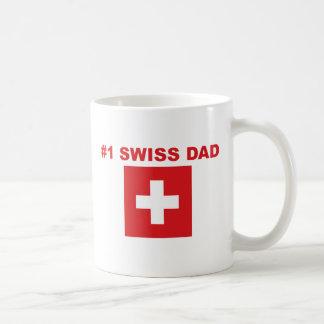 #1 Swiss Dad Coffee Mug