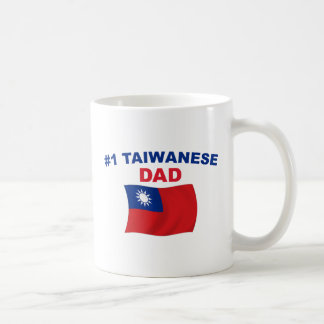 #1 Taiwanese Dad Classic White Coffee Mug