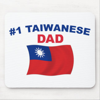 #1 Taiwanese Dad Mouse Pad