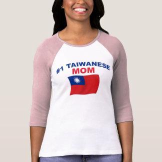 #1 Taiwanese Mom Shirt