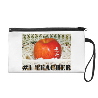 #1 Teacher Bagettes Bag