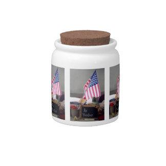 #1 Teacher Candy Jar