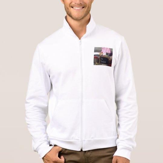 #1 Teacher Men's Adidas ClimaProof Zip Jacket