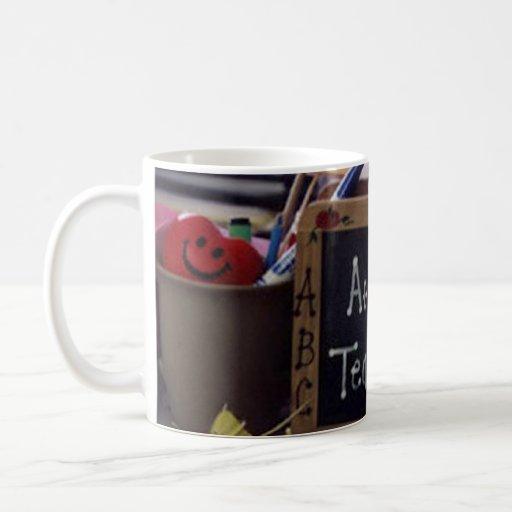 #1 Teacher Mug