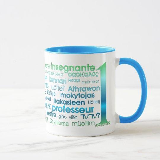 1 Teacher Mug