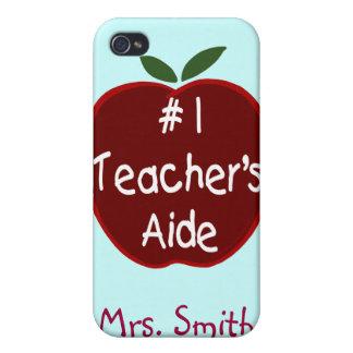 1 Teacher s Aide iPhone4 Case iPhone 4 Cover