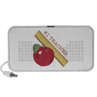 #1 Teacher iPod Speakers