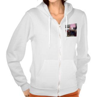 #1 Teacher Women's Flex Fleece Zip Hoodie