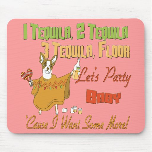 1 tequila 2 tequila 3 tequila floor mouse pad zazzle for 1 tequila 2 tequila 3 tequila floor lyrics