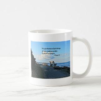 1 Thessalonians 1:2 Coffee Mug