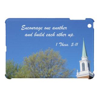 1 Thessalonians 5:11 iPad Mini Cover