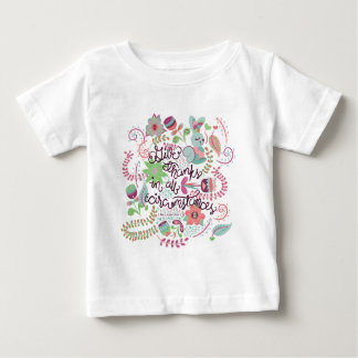 1 Thessalonians 5:18 Give Thanks In All Circumstan Baby T-Shirt