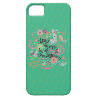 1 Thessalonians 5:18 Give Thanks In All Circumstan iPhone 5 Cases