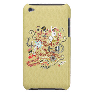 1 Thessalonians 5:18 Give Thanks In All Circumstan Case-Mate iPod Touch Case