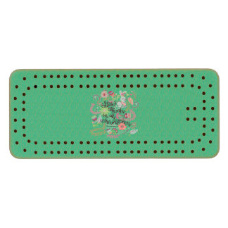 1 Thessalonians 5:18 Give Thanks In All Circumstan Cribbage Board