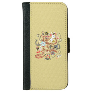 1 Thessalonians 5:18 Give Thanks In All Circumstan iPhone 6 Wallet Case