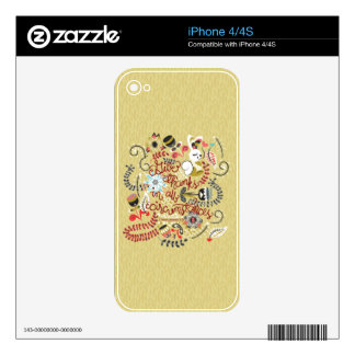 1 Thessalonians 5:18 Give Thanks In All Circumstan iPhone 4S Skin