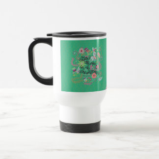 1 Thessalonians 5:18 Give Thanks In All Circumstan Travel Mug