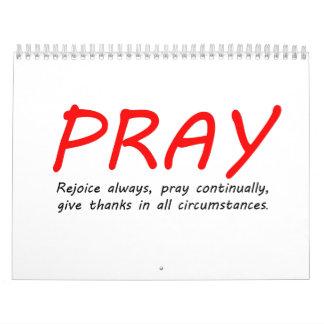 1 Thessalonians 5 Calendar