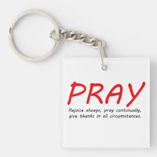 1 Thessalonians 5 Keychain