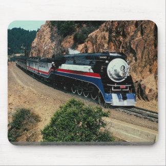 1 tren americano de la libertad (SP) 4449, el cabo Alfombrillas De Raton