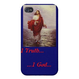 1 Truth iPhone Case
