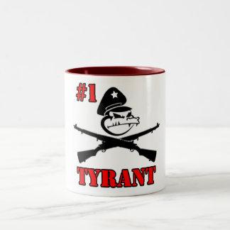 #1 Tyrant Mug