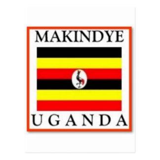 #1 Uganda Customized Products Post Cards