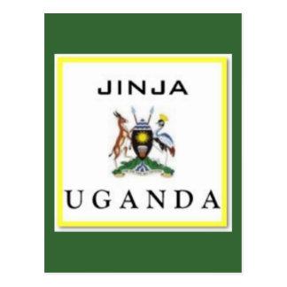 #1 Uganda Customized Products Postcards