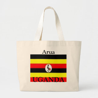 #1 Uganda Tote Bag