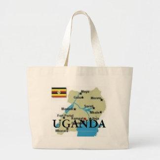 #1 Uganda ToteBag Bolsa