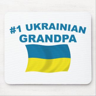 #1 Ukrainian Grandpa Mouse Pad