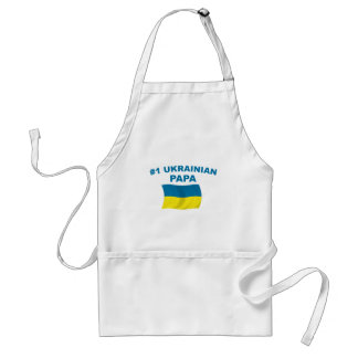 #1 Ukrainian Papa Aprons