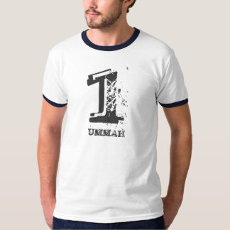 1 UMMAH T SHIRT