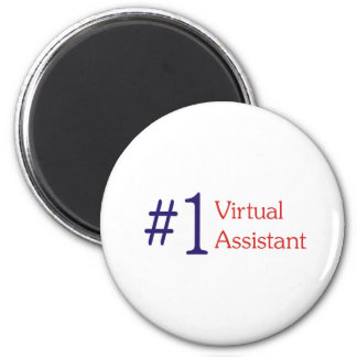 #1 Virtual Assistant Magnet