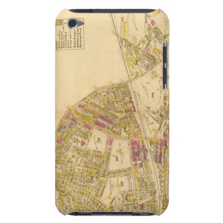 1 Ward 16 Dorchester Barely There iPod Cases