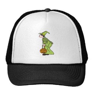 1 Witch Trucker Hat